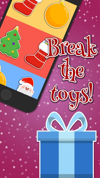 Bad, Bad Santa! 2k16 Christmas Speed Tapping Game screenshot-3