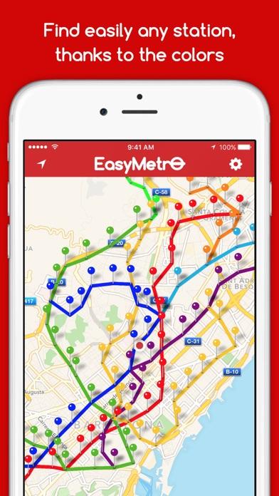 EasyMetro TMB Barcelona - The Barcelona Metro