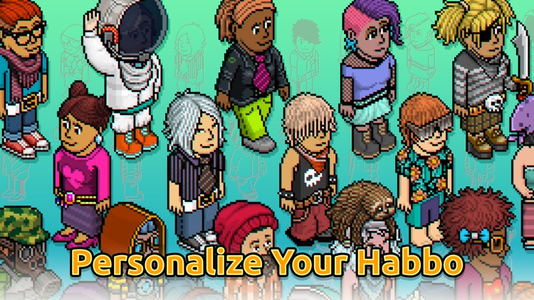 Habbo - Virtual World screenshot-4