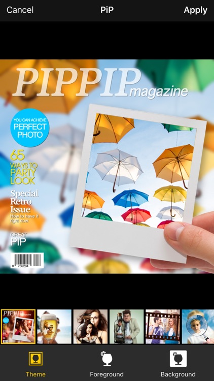 PhotoKing - Photo Editor, Collage, PiP