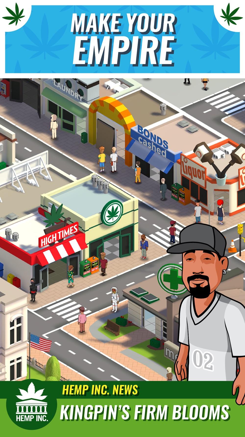 Hemp Inc – Weed & Marijuana Business Game Cheat Codes