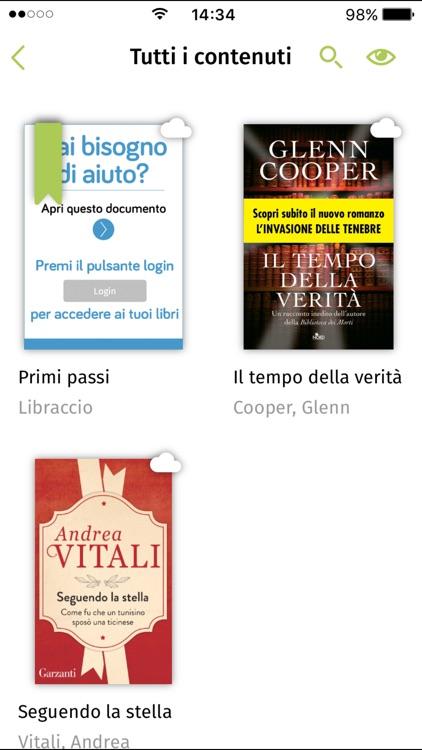 Libraccio by tolino