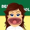 クレイジー教師歯科医の変身 - 仮想子供の歯医者ゲーム