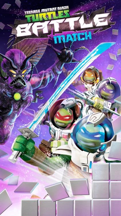 Teenage Mutant Ninja Turtles: Battle Match Game screenshot-0