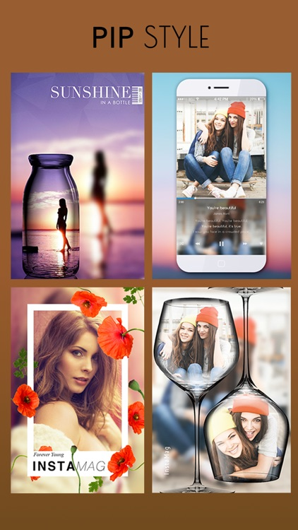 InstaMag - Free Pic and Photo Collage Maker
