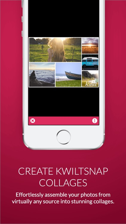 Kwilt Photos - The Universal Photo Roll screenshot-3