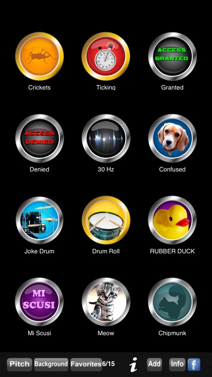 100's of Buttons & Sounds Lite screenshot-3