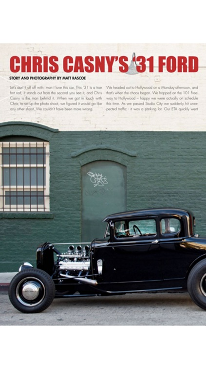 Pistol Magazine: Art, Style, Culture screenshot-3