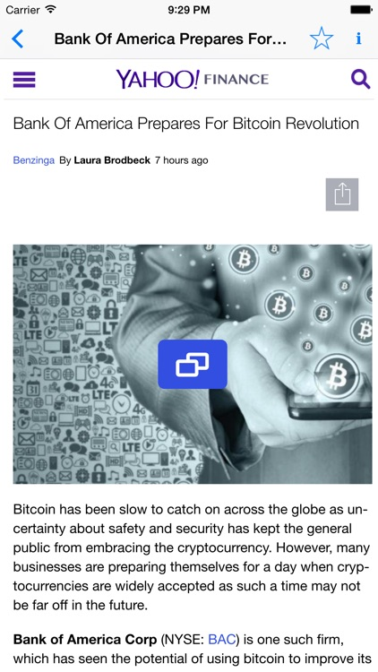 Industry News Aggregator screenshot-3