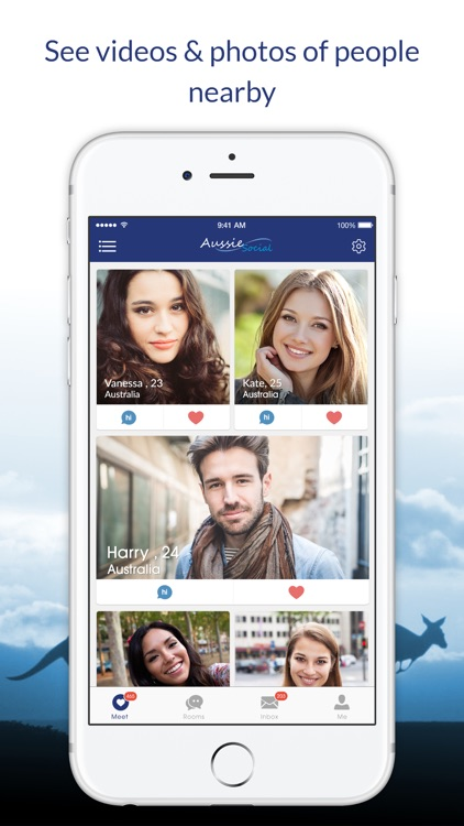 Aussie Social Dating Chat with Australian Singles