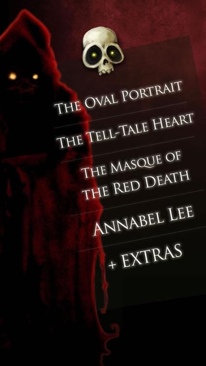 iPoe 1 - Edgar Allan Poe Immersive Stories screenshot-3
