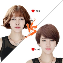 Which Hair Style Is Best For Me- Let's Vote For Your New Hair Looking