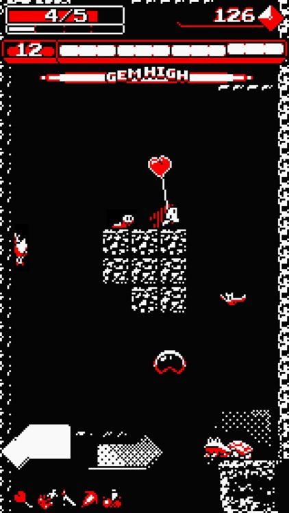 Downwell screenshot-1