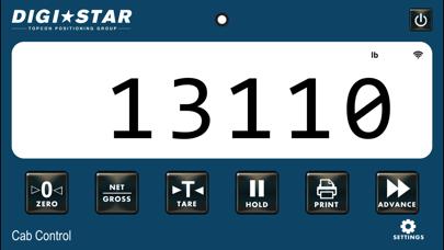 Digi-Star Cab Control screenshot one