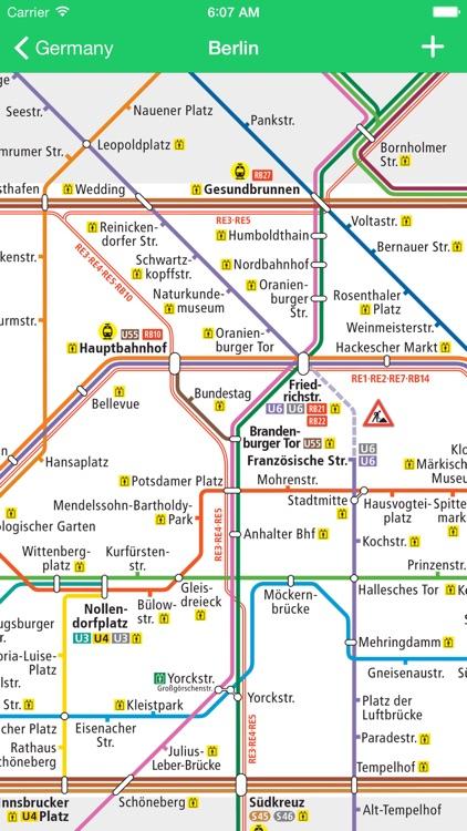 Metro Euro