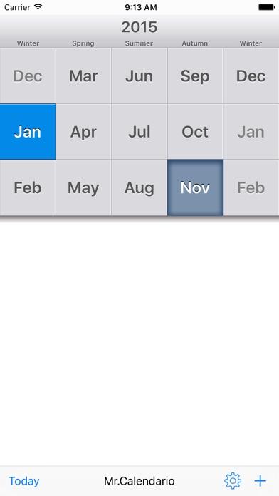 Mr.Calendario app image