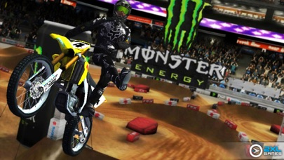 Screenshot for Ricky Carmichael's Motocross Matchup Pro in Portugal App Store