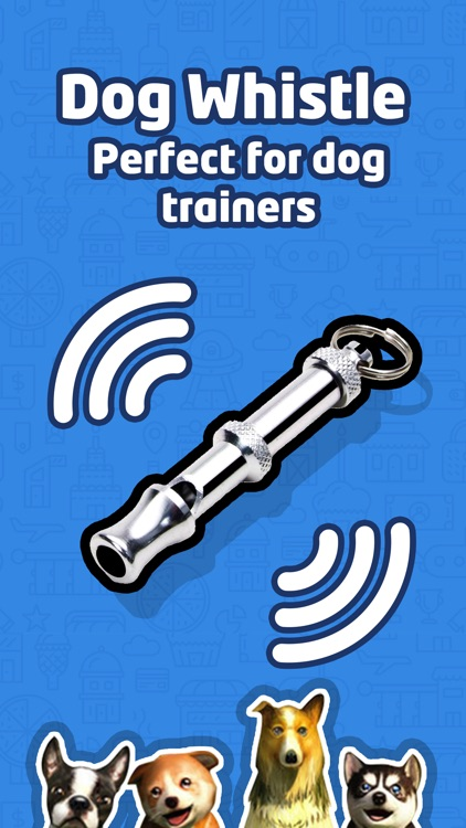 Dog Whistle Pro-Train Your Dog with Dog Whistle& Professional Training Lessons