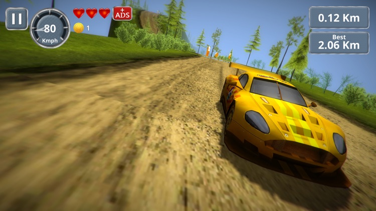 Rally Racing 3D screenshot-1