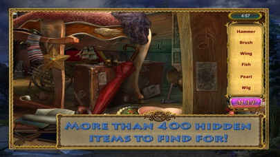 Hidden Object Mysterious Detective in the Kingdom London