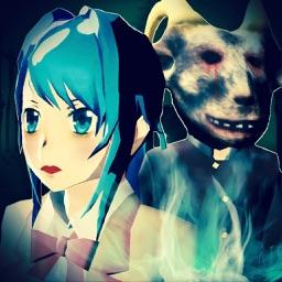 Escape Cursed Eyes - Horror Game