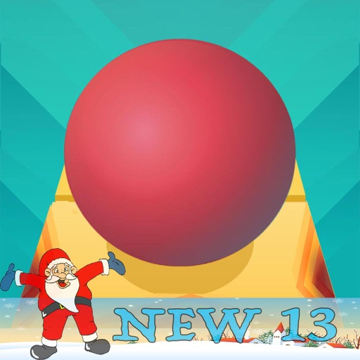Rolling Sky : New 13 Christmas Version 56 Levels