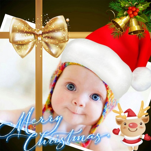 Christmas Photo Frames Packs and Stickers