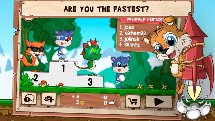 Fun Run 2 - Multiplayer Race screenshot-4
