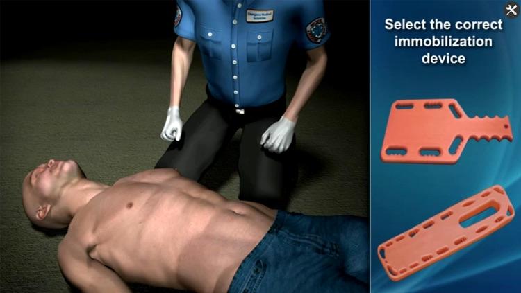 Medrills: Spinal Cord Injury screenshot-3