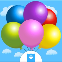 Pop Balloon Kids - Fun Tapping Game (No Ads)