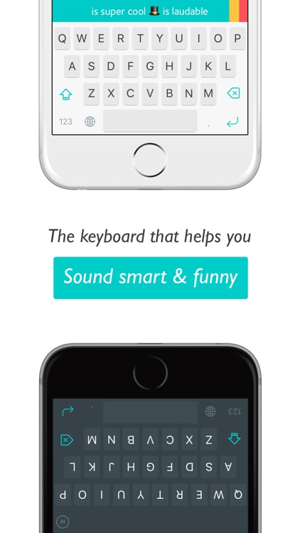 Wonder Keyboard: Sound Smart & Funny with AI