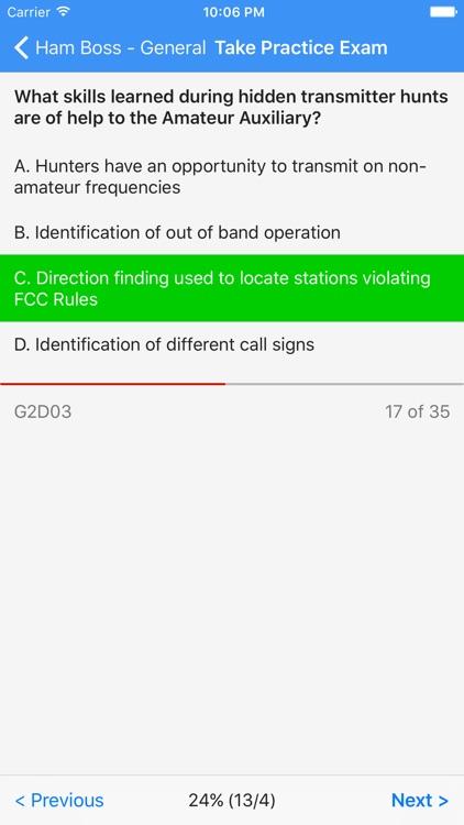 Ham Boss - GENERAL Amateur Radio FCC License Exam
