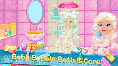 New Born Baby Bathing & Makeover screenshot two