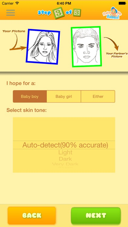 MakeMeBabies screenshot-2