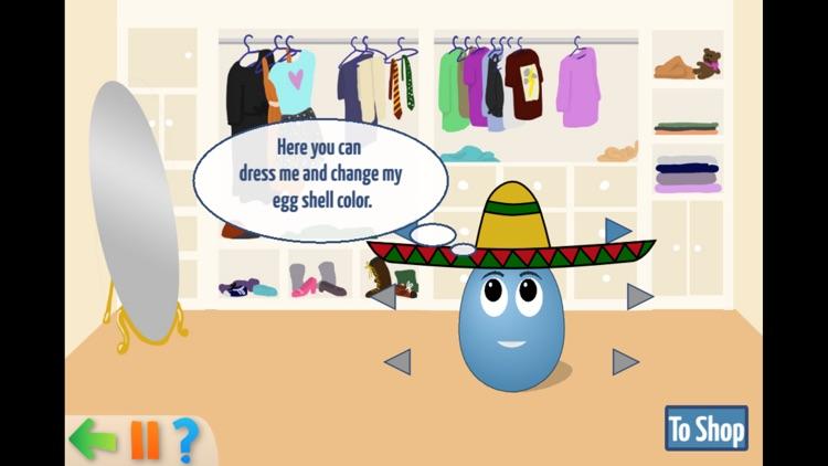 Dragon Egg Elementary Math Free — Practice Math screenshot-4