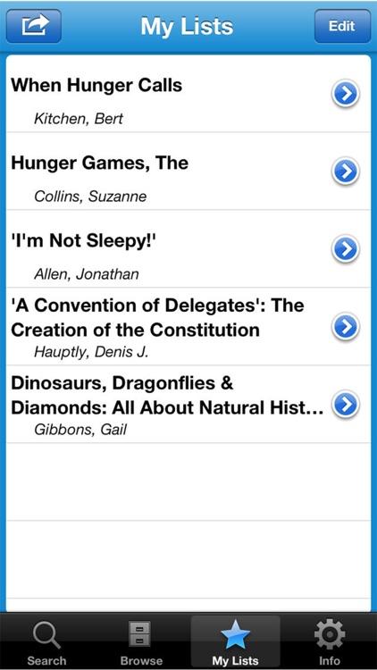 Kids' Book Finder screenshot-3