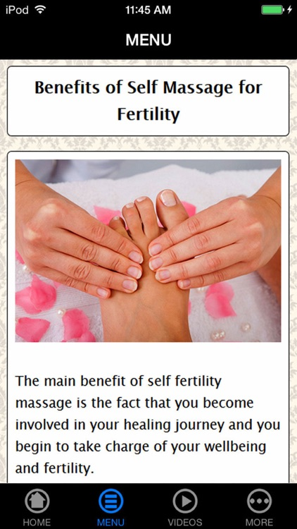 Get Best Fertility Information & Pregnant Fast screenshot-3