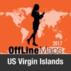US Virgin Islands 离线地图和旅行指南