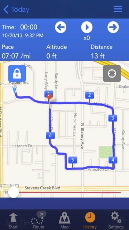 Fitness Tracks - GPS Running, Walking, Cycling, Hiking, Route Planning, Workout, Activity and Calorie Tracker screenshot-3