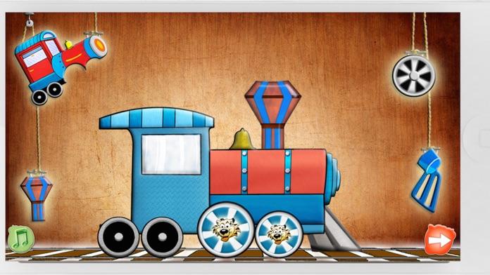 I've Been Working on the Railroad: Train Songs Screenshot