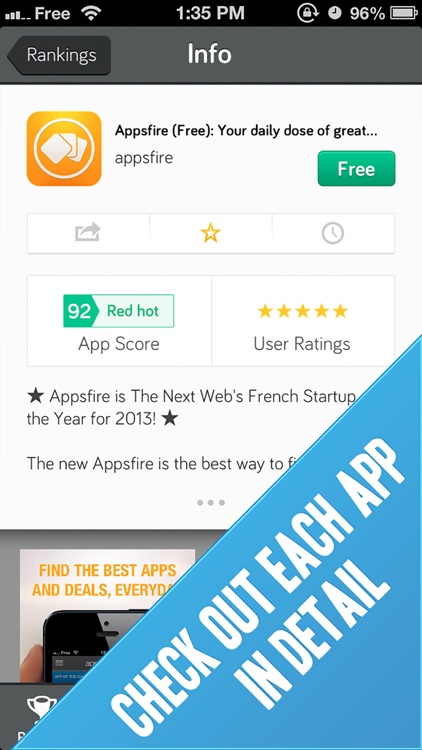 Appstatics: Track App Rankings for iPhone & iPad screenshot-3