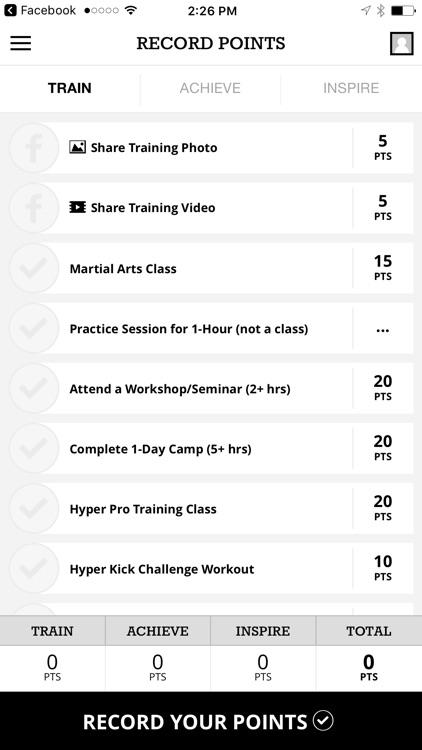 Hyper Training Lab screenshot-3