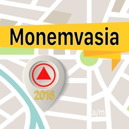 Monemvasia Offline Map Navigator and Guide
