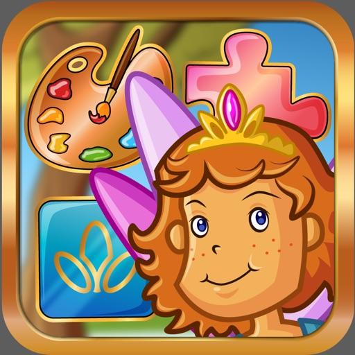 Nelly Fairy: Minigames