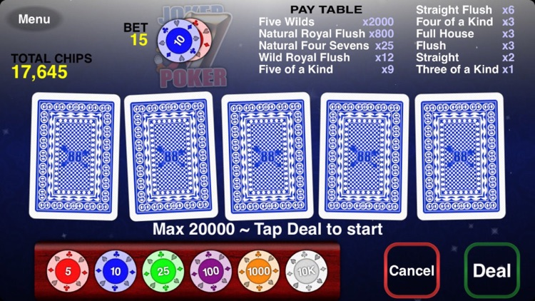 Joker Poker 88 screenshot-1