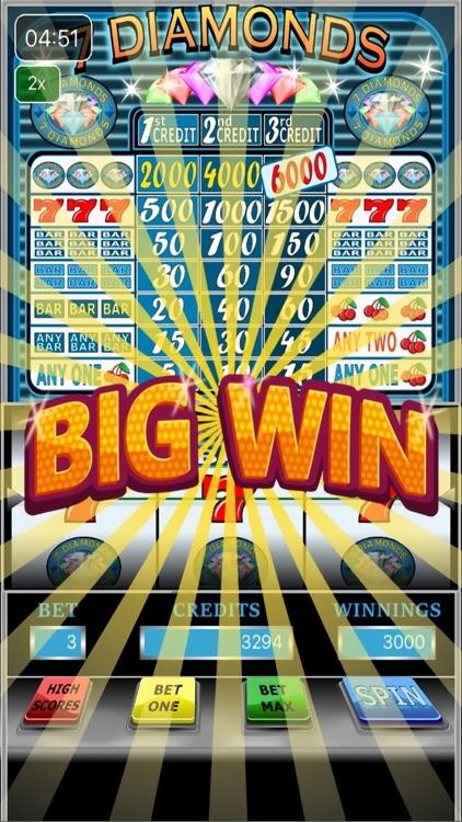 7 diamonds slot machine by john gifford