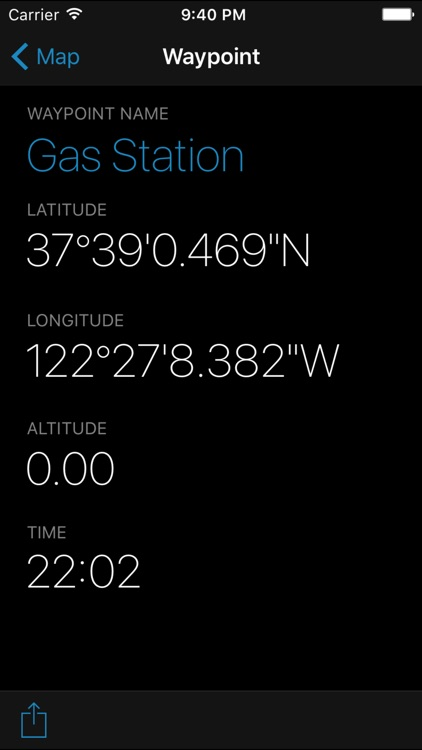 Waypoints - Track Your Steps screenshot-4