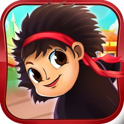 Ninja Baby Run - Fun Free Endless Runner Action Game!