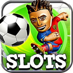 Soccer Champions Slots Machine Casino - Spin and Win The Big World League Cup of Cash Bonus!