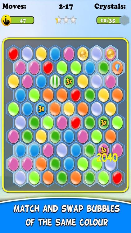 Bubble Crush Quest screenshot-0